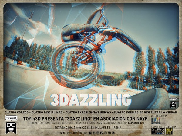 3DAZZLING THE MOVIE