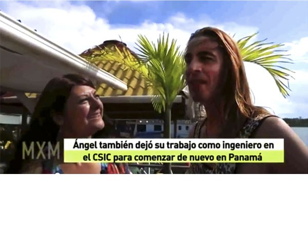 PRESENTADORA TV, STORYDOER, STORYTELLER