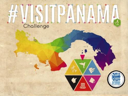 #VISITPANAMA FACEBOOK APP