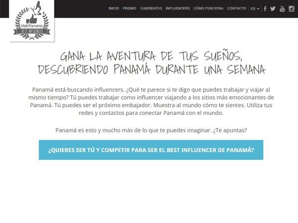 PRODUCCIÓN PANAMA BEST INFLUENCER